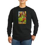 Busy Jack Long Sleeve Dark T-Shirt