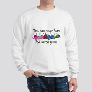 Yarn Sweatshirt