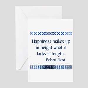 Frost Greeting Cards (Pk of 10)