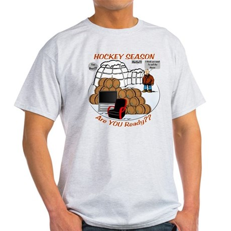 Hockey Season Light T-Shirt