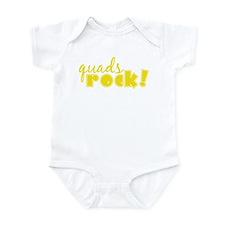Quads Rock - Infant Bodysuit