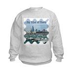Chicago Skyline Kids Sweatshirt