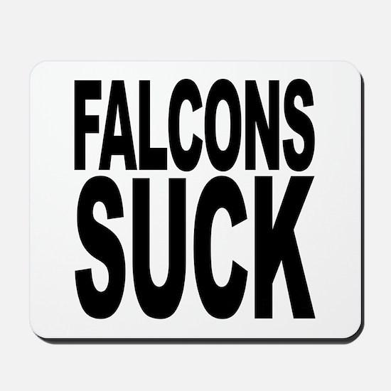 Falcons Suck Mousepad