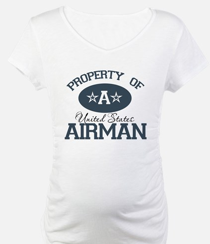 Property of a United States A Shirt