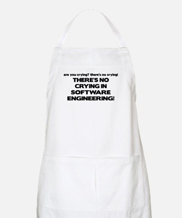 There's No Crying in Software Engineering BBQ Apro