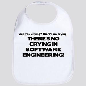There's No Crying in Software Engineering Bib