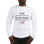 ESP Long Sleeve T-Shirt