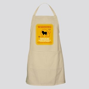 Coton de Tulear BBQ Apron