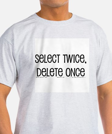 select twice T-Shirt