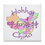 Hohhot China Tile Coaster