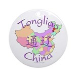 Tongliao China Ornament (Round)