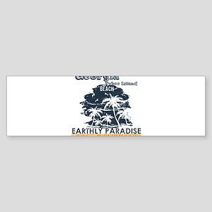Georgia - Tybee Island Bumper Sticker