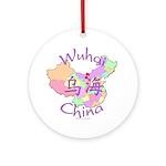 Wuhai China Ornament (Round)