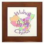 Wuhai China Framed Tile