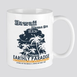 Hawaii - Mauna Kea Beach Mugs
