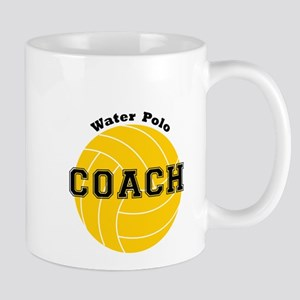 Water Polo Coach Mug
