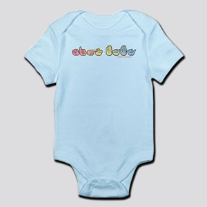 Pastel SIGN BABY Infant Bodysuit