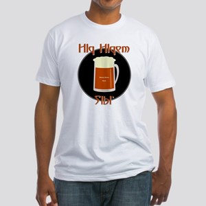 Bring Klingon Beer Fitted T-Shirt