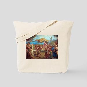 Guru Ji Di sawari Tote Bag