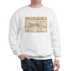 Dawn Treader Tours Sweatshirt