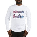 PinkBlue SIGN BABY SQ Long Sleeve T-Shirt