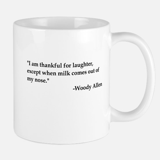Thankful For laughter Mug