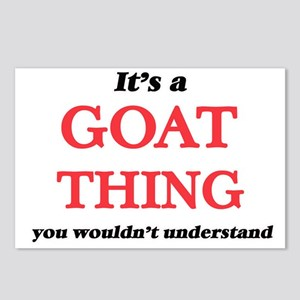 It's a Goat thing, yo Postcards (Package of 8)