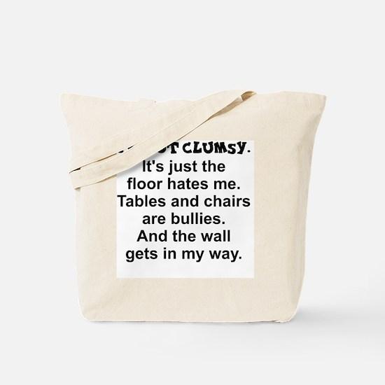 Cute Clumsy Tote Bag