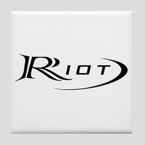 Riot Tile Coaster