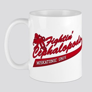 Miskatonic Fightin' Cephalopods Mug