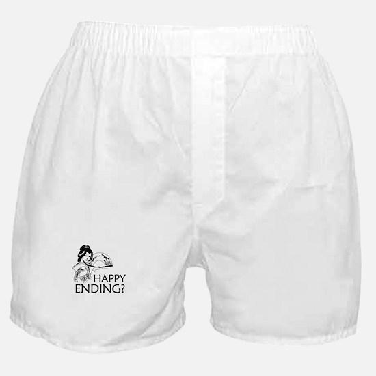 Happy Ending ~  Boxer Shorts