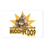 Buddha Postcards (Package of 8)