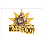 Buddha Large Poster