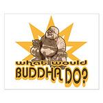 Buddha Small Poster