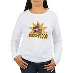 Buddha Women's Long Sleeve T-Shirt
