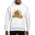 Buddha Hooded Sweatshirt
