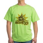 Buddha Green T-Shirt