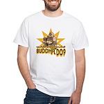 Buddha White T-Shirt