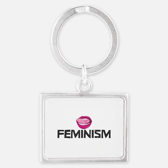 Feminism Keychains