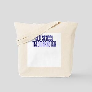 Old School Telemarketer Tote Bag
