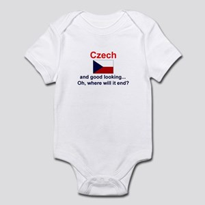 Czech Baby Clothes Accessories Cafepress