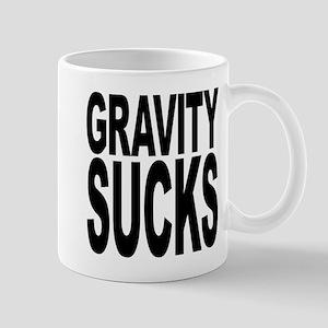 Gravity Sucks Mug