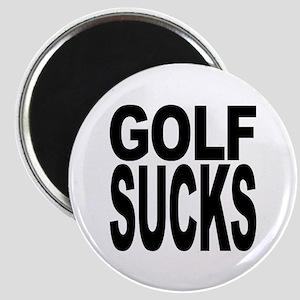 Golf Sucks Magnet
