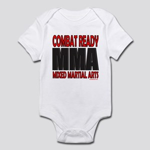 COMBAT READY MMA Infant Bodysuit