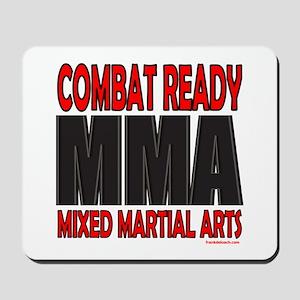COMBAT READY MMA Mousepad