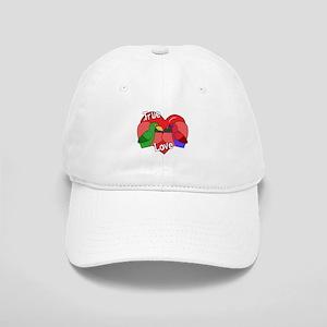 True Love Solomon Islands Eclectus Hat