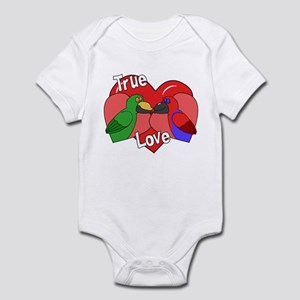 True Love Eclectus Infant Bodysuit