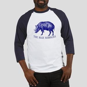 The Blue Babirusa - Baseball Jersey