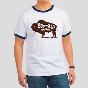 Buffalo New York Ringer T