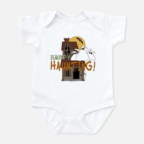 Happy Haunting Infant Bodysuit